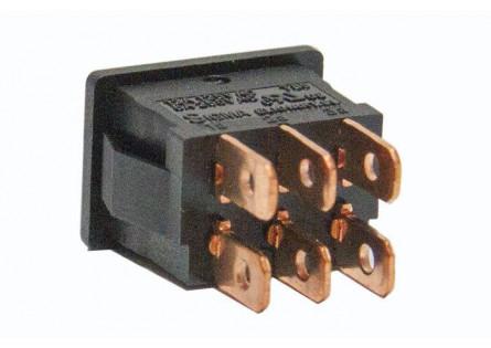 Mini interrupteur à courant momentané